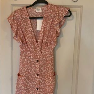 3 for $50! NWT Floral midi sundress